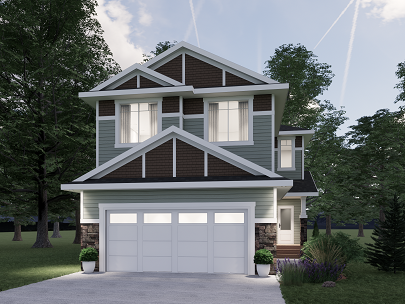 Park Royal Homes Plan Marksburg