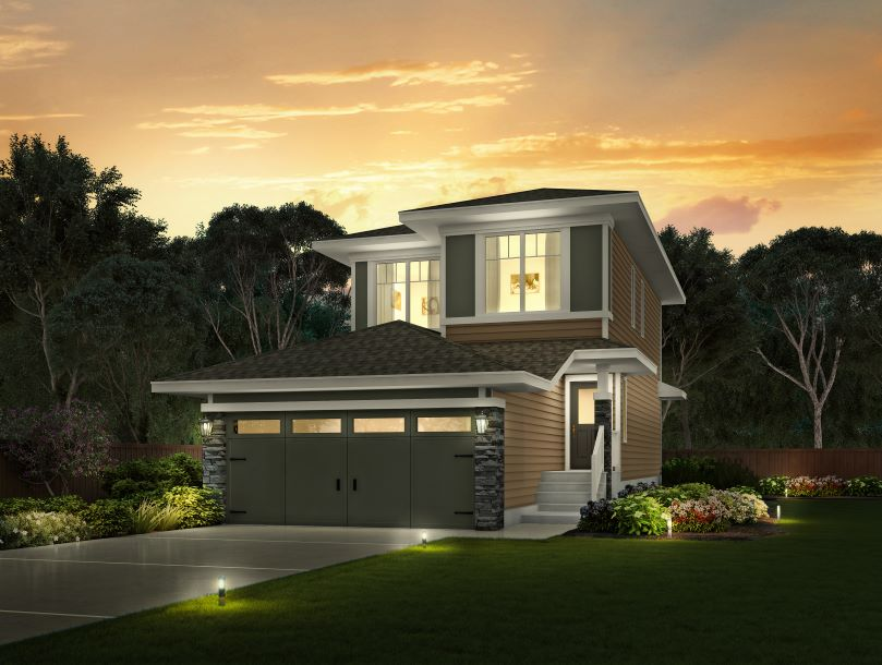 Park Royal Homes Plan Bosley II D