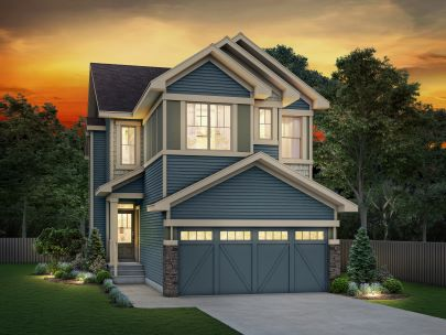 Park Royal Homes Plan Shayla